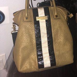 L.A.M.B tote/ travel bag
